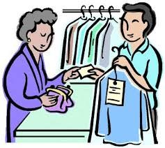 drycleaning cartoon